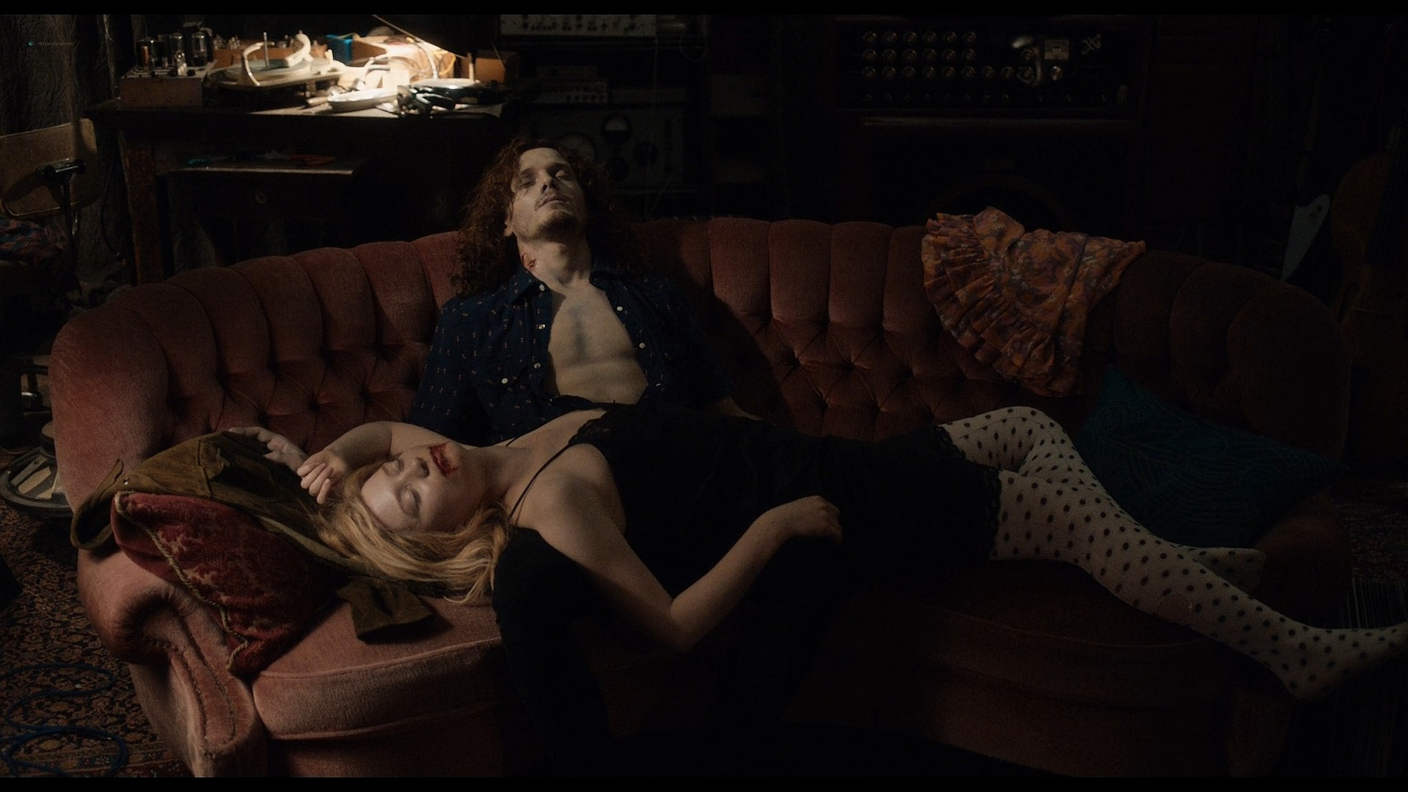Tilda Swinton nude Mia Wasikowska sexy Only Lovers Left Alive 2013 HD 1080p BluRay 11