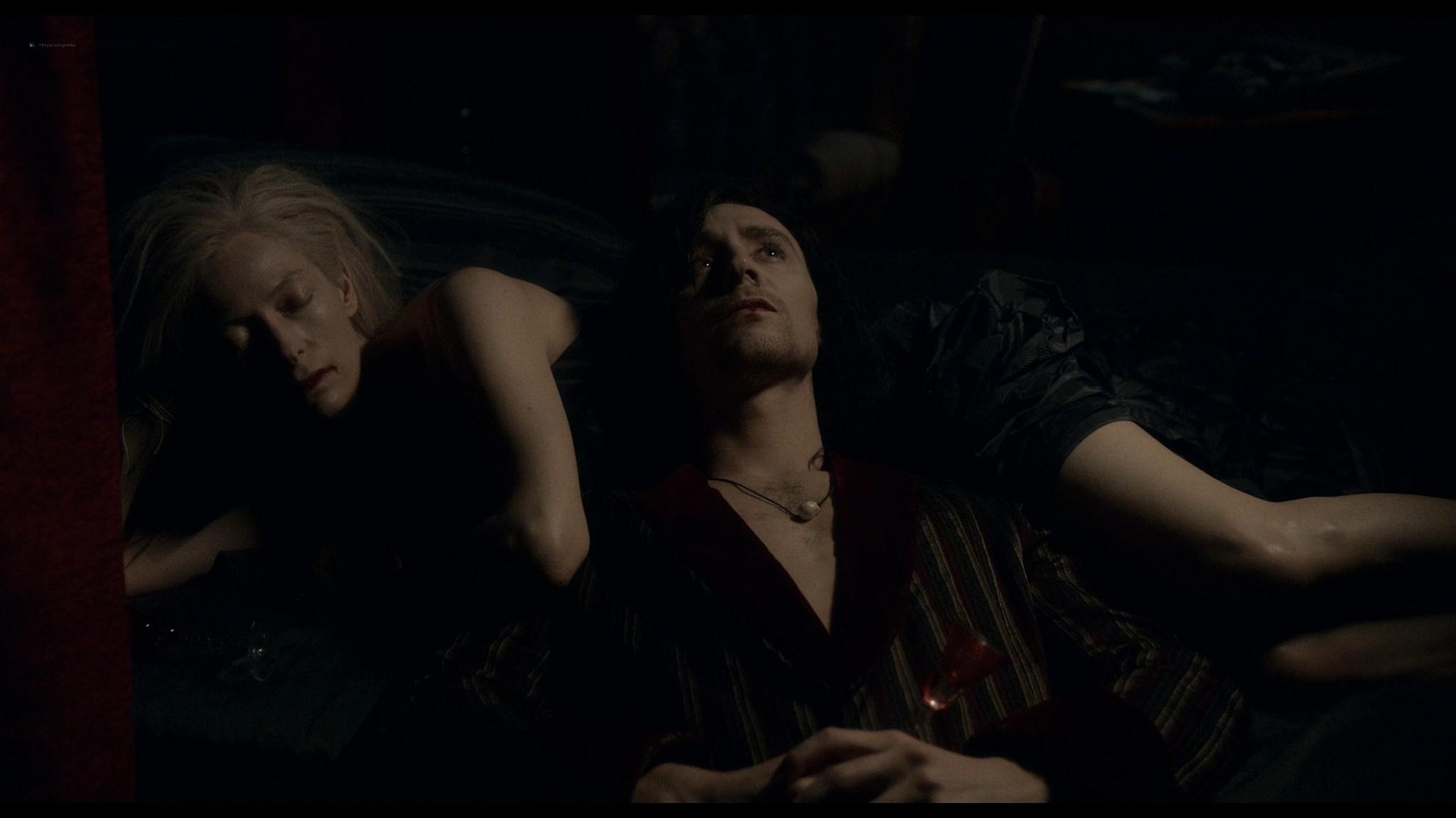 Tilda Swinton nude Mia Wasikowska sexy Only Lovers Left Alive 2013 HD 1080p BluRay 7