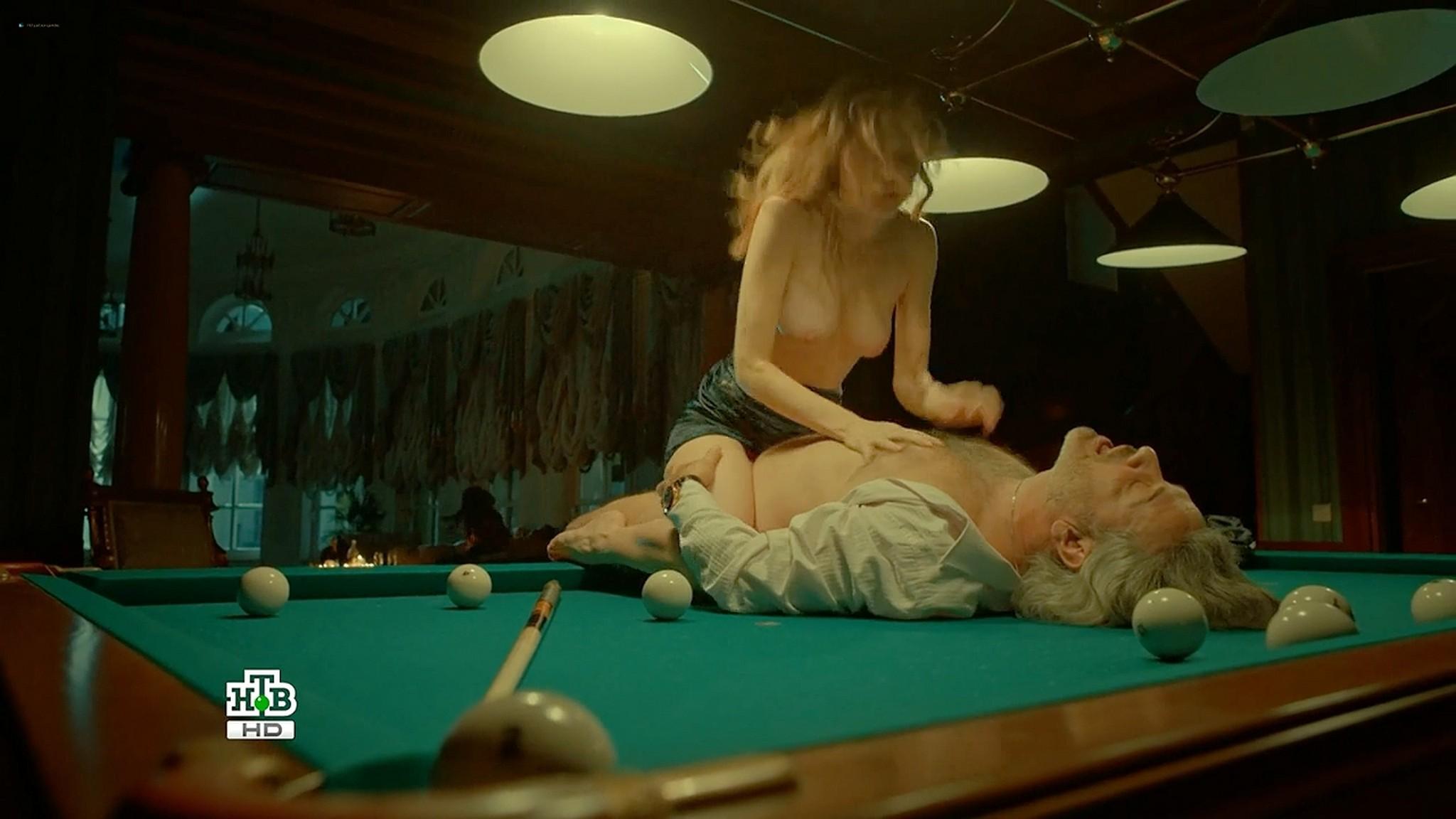 Viktoriya Zabolotnaya nude and hot sex Besstydniki Ru 2017 S1 720p 7