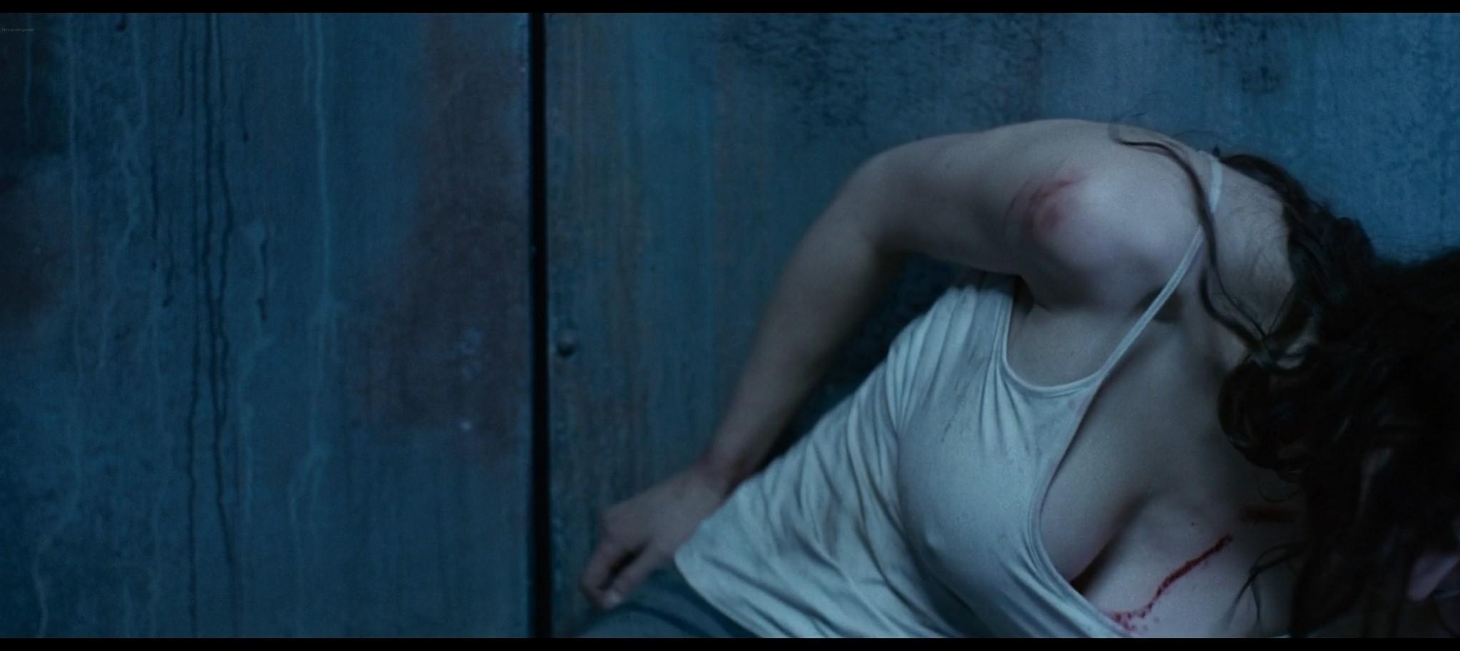 Alexandra Daddario hot sexy and see through from Bereavement 2010 HD 1080p BluRay 16