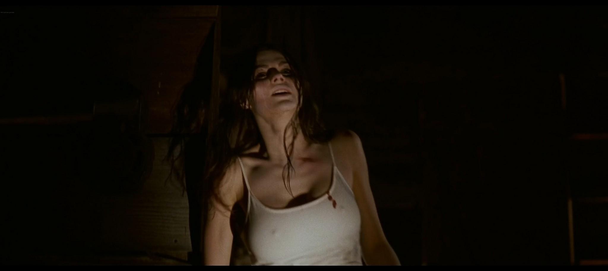 Alexandra Daddario hot sexy and see through from Bereavement 2010 HD 1080p BluRay 17