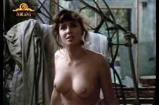 Amanda Donohoe nude bush and sex Sadie Frost nude sex Dark Obsession 1989 TVRip 7