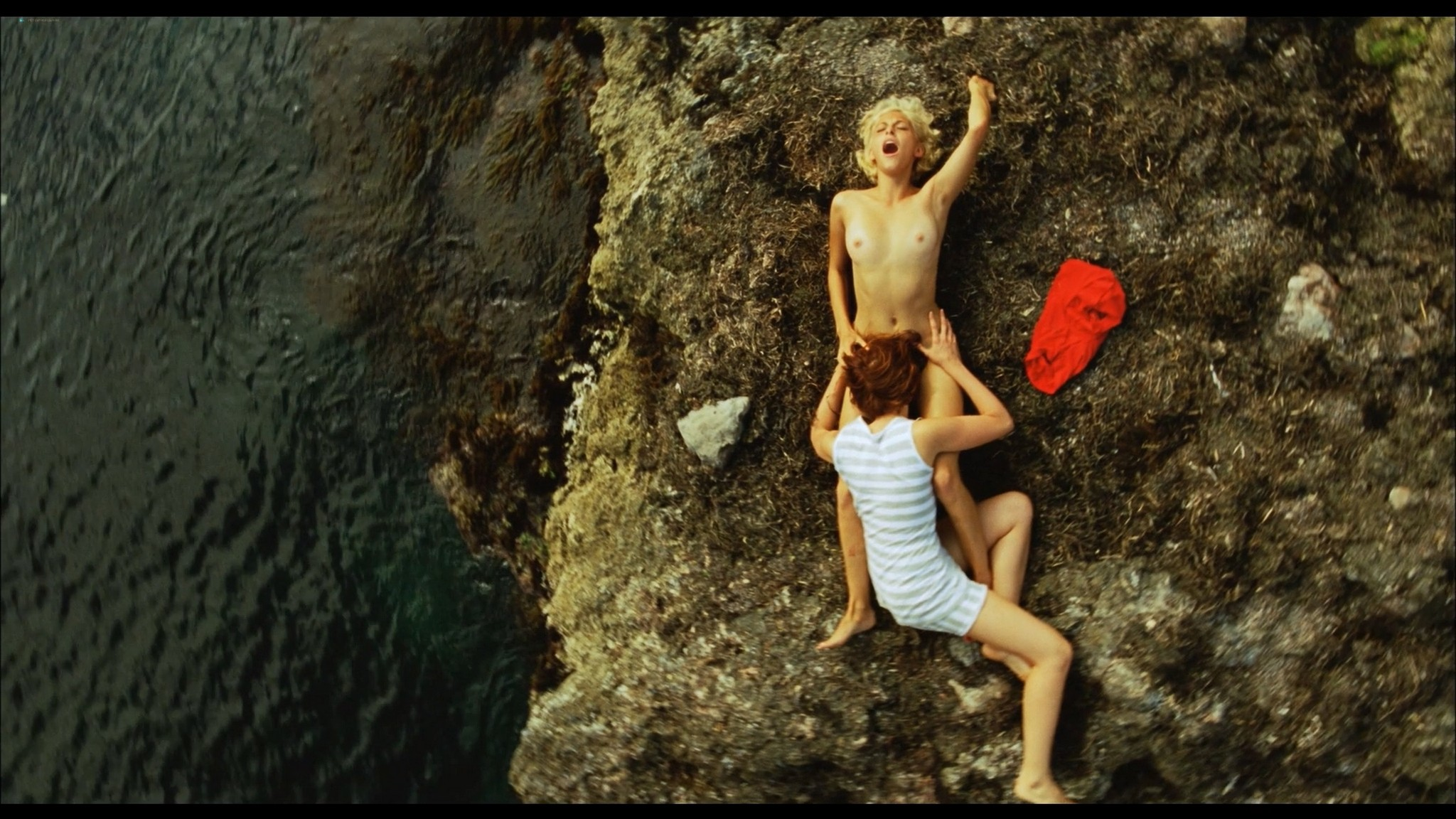 Avalon Barrie nude and Lyudmila Shiryaeva nude full frontal Sappho 2008 HD 1080p BluRay REMUX 11