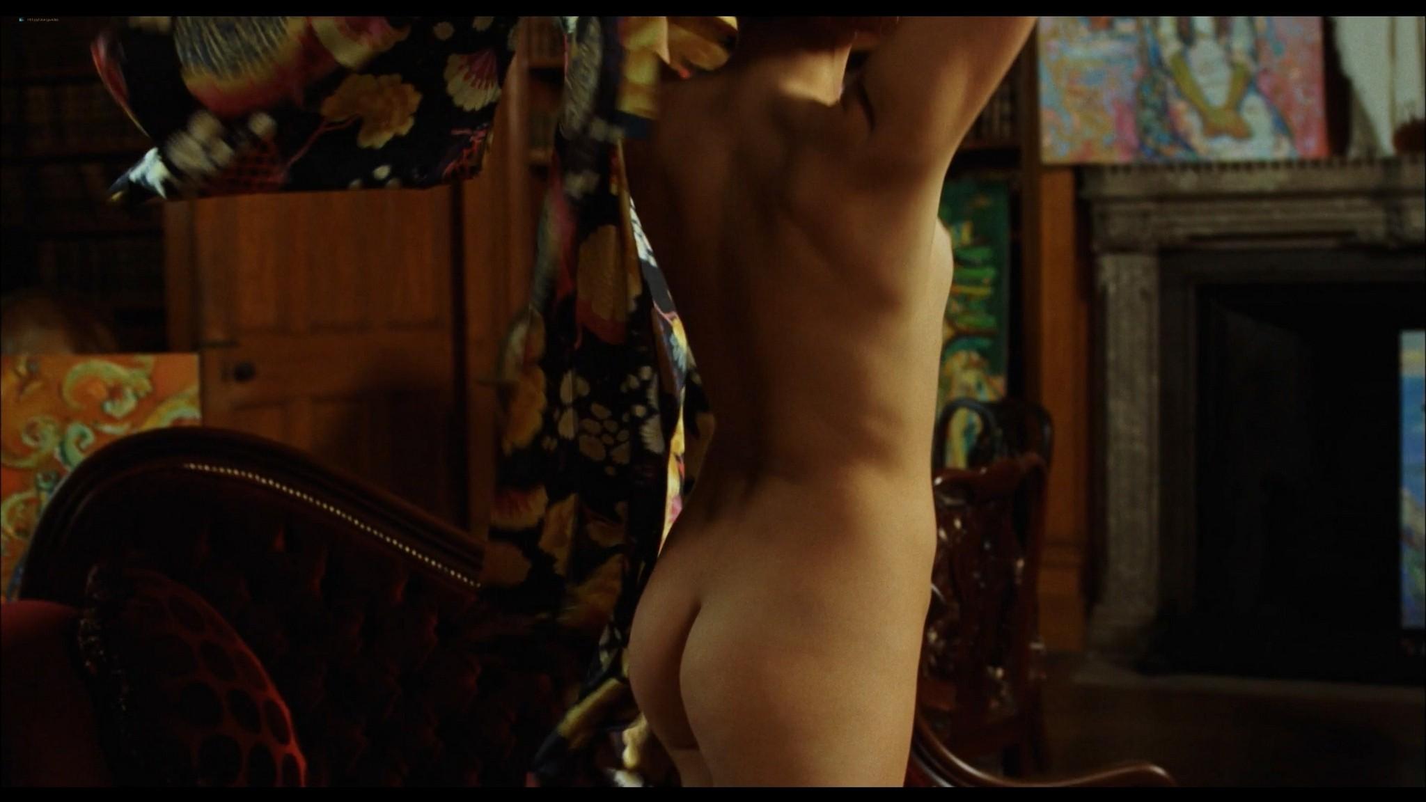 Avalon Barrie nude and Lyudmila Shiryaeva nude full frontal Sappho 2008 HD 1080p BluRay REMUX 24