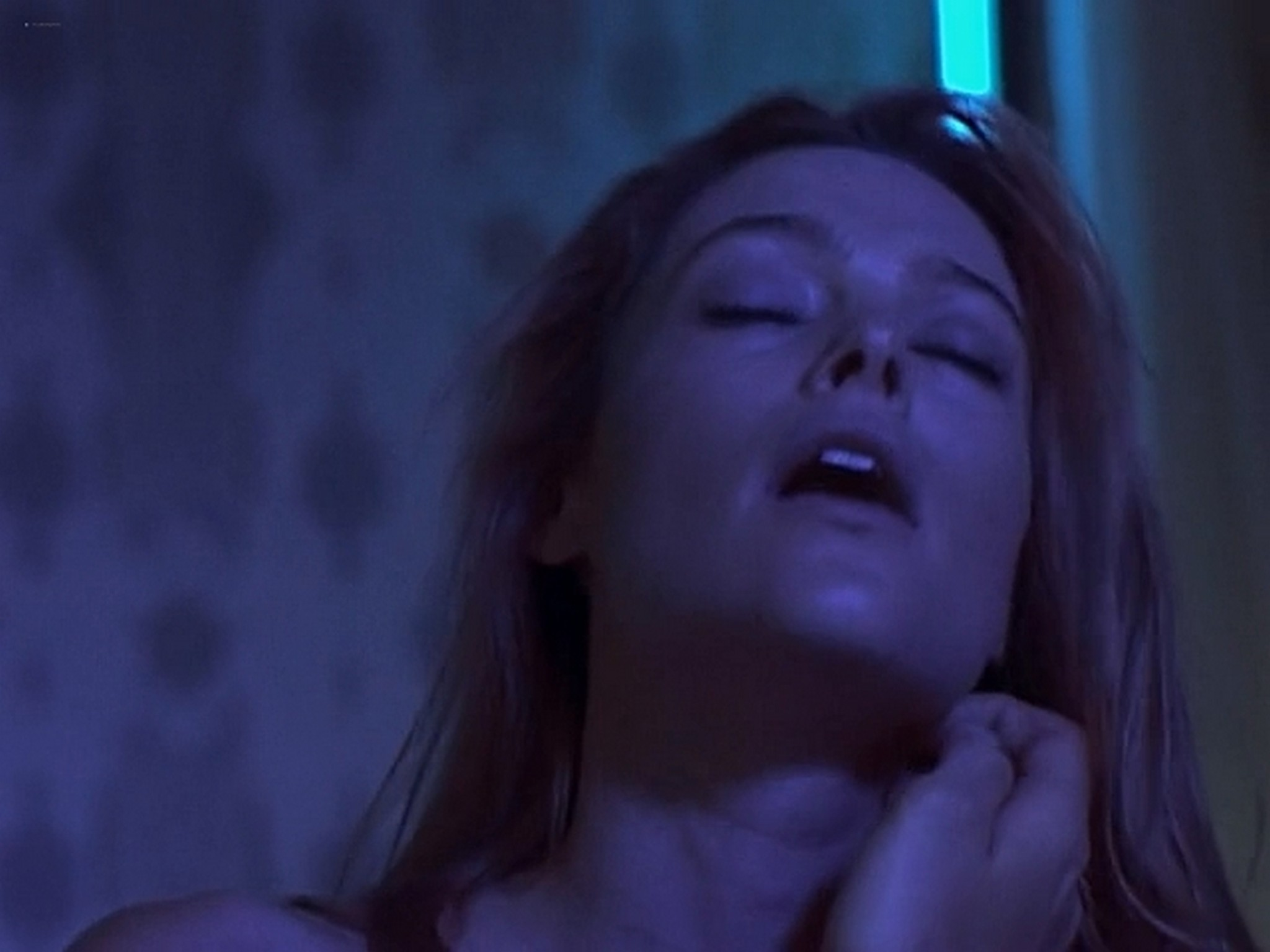 Caitlin Dulany nude sex Class of 1999 II The Substitute 1994 DVDRip 15