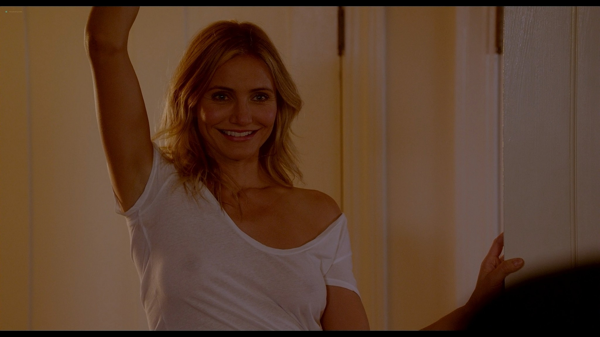 Cameron Diaz nude butt naked and nipple Sex Tape 2014 HD 1080p BluRay 11