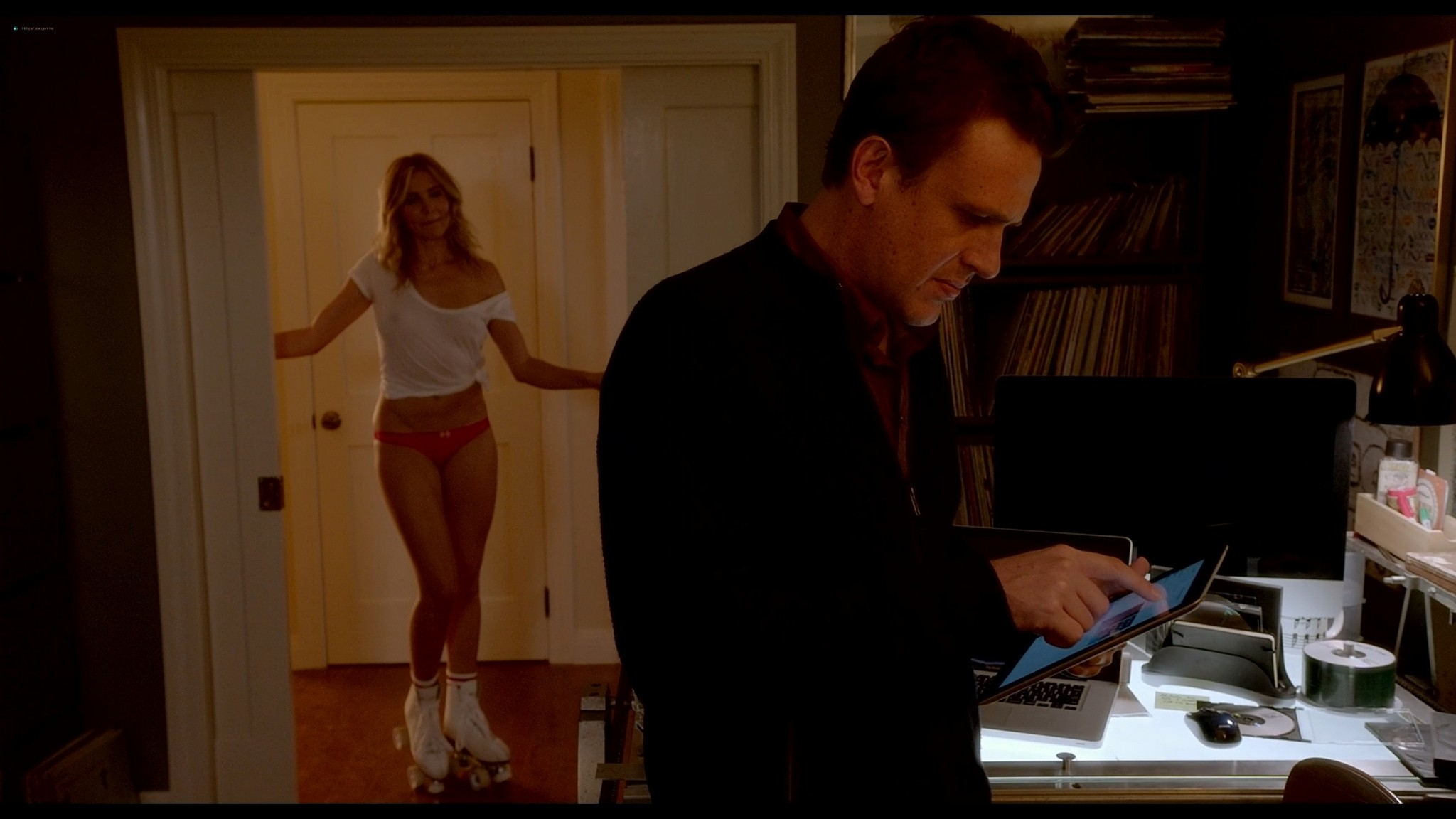Cameron Diaz nude butt naked and nipple Sex Tape 2014 HD 1080p BluRay 9