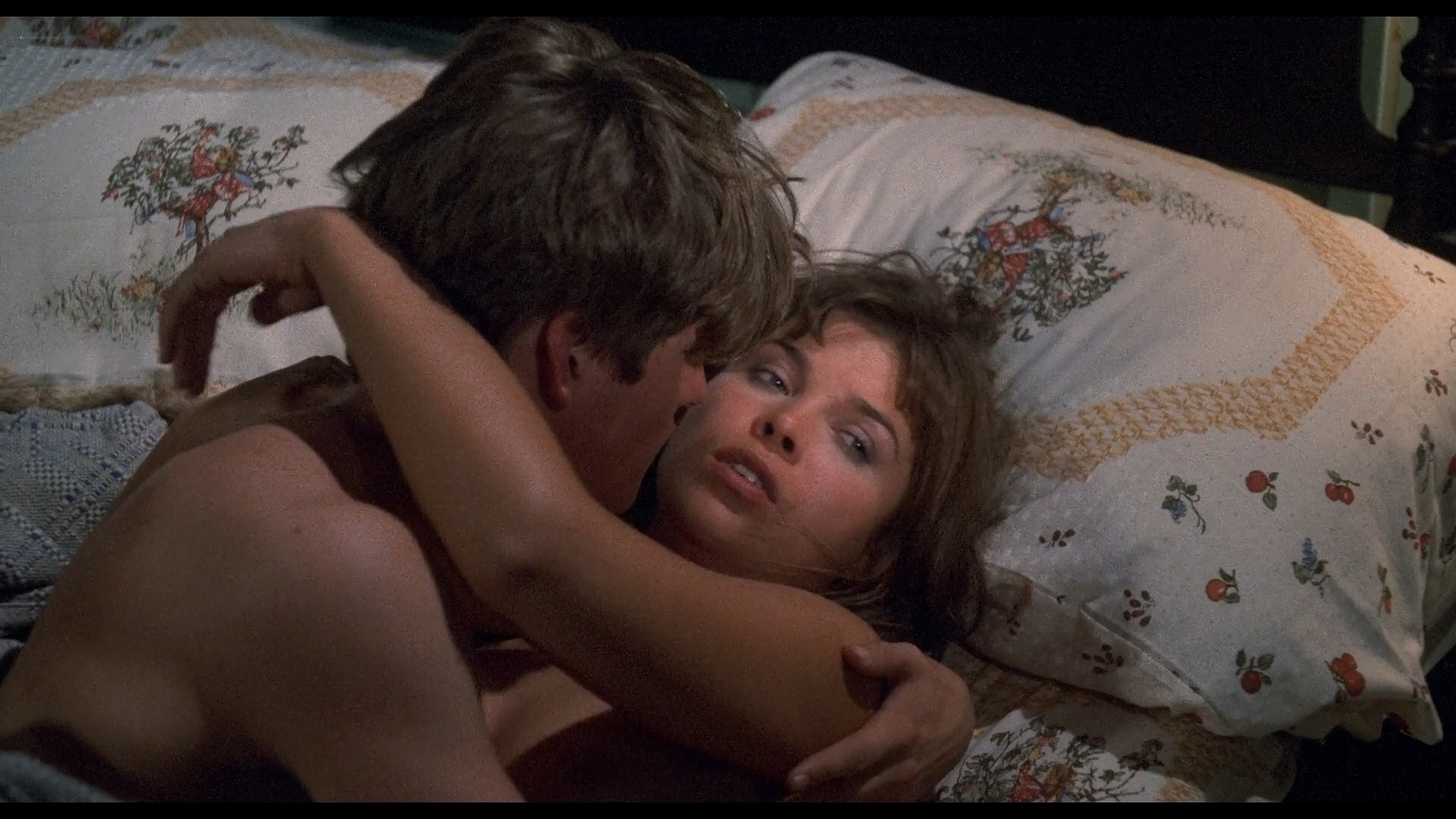 Camilla More nude Barbara Howard and others nude too Friday the 13th Part IV 1984 1080p BluRay 12