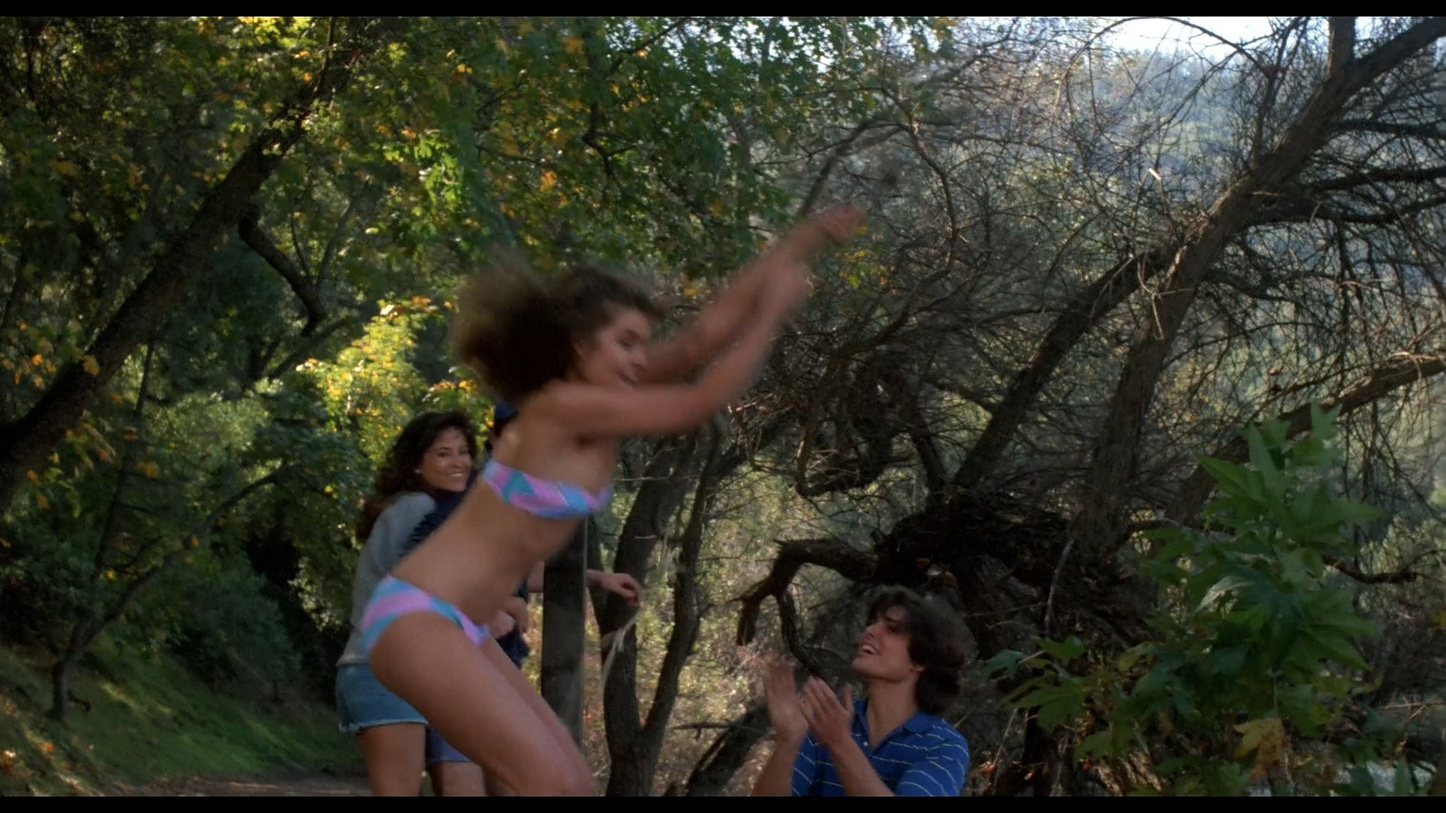 Camilla More nude Barbara Howard and others nude too Friday the 13th Part IV 1984 1080p BluRay 3