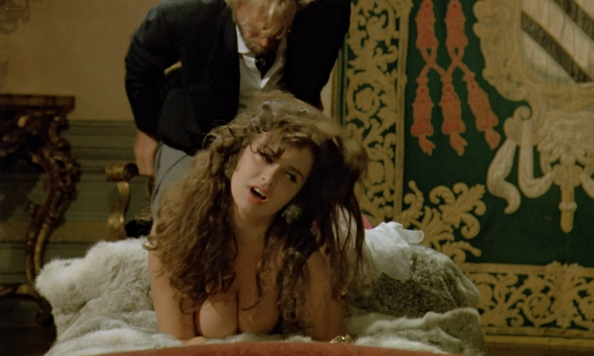 Deborah Caprioglio and others nude full frontal pussy and explicit Paprika IT 1991 720p BluRay 17