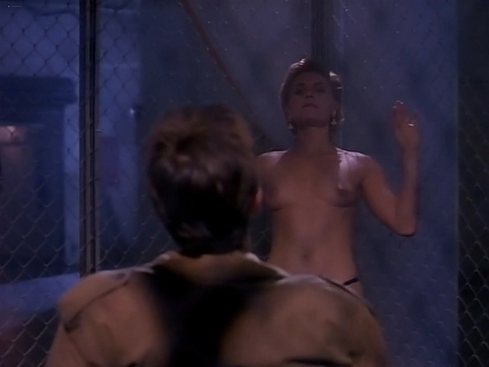 Denise Crosby nude and sex Red Shoe Diaries You Have the Right to Remain Silent 1992 DVDRip 8
