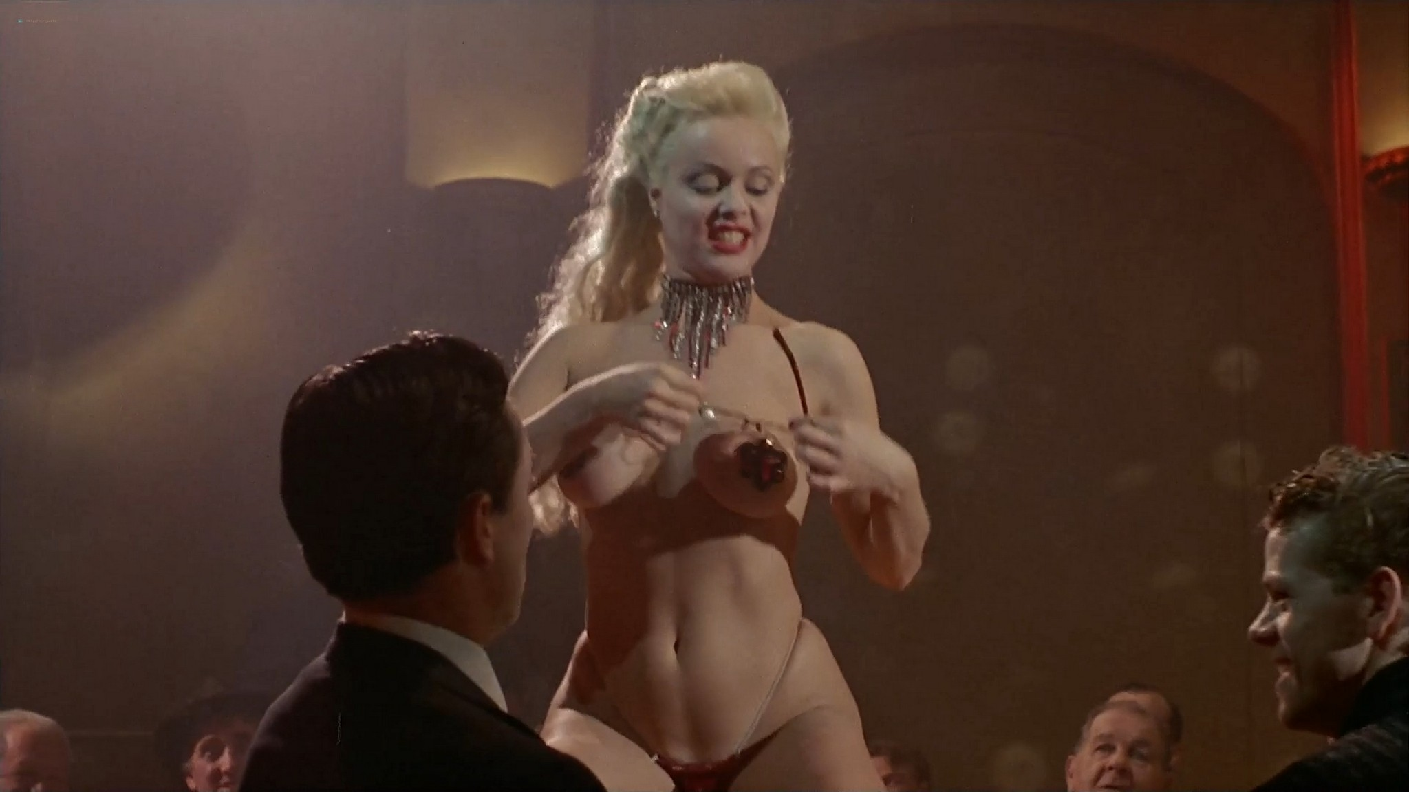 Diane Lane nude sex Suzy Amis sex Viki Matthews sexy The Big Town 1987 1080p Web