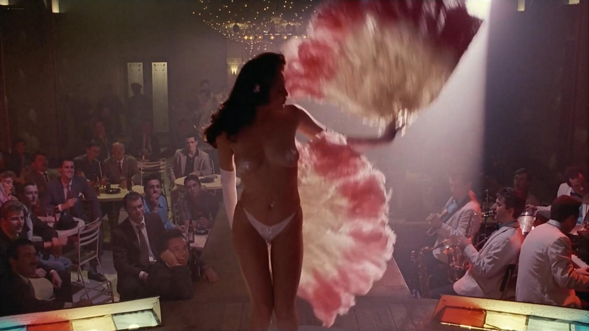 Diane Lane nude sex Suzy Amis sex Viki Matthews sexy The Big Town 1987 1080p Web 5