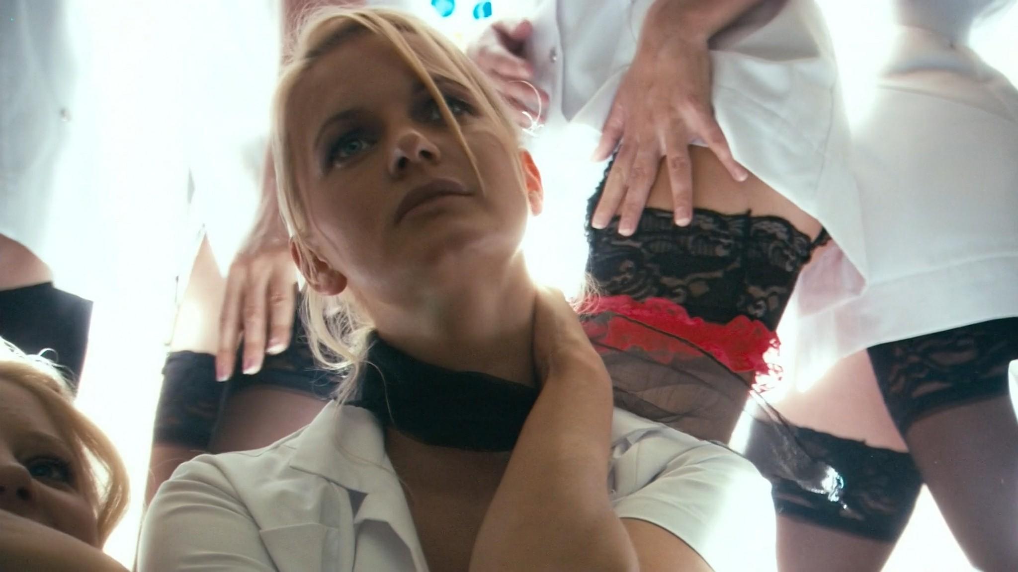 Judit Viktor sexy Juli Drajko hot Severance 2006 1080p BluRay 12
