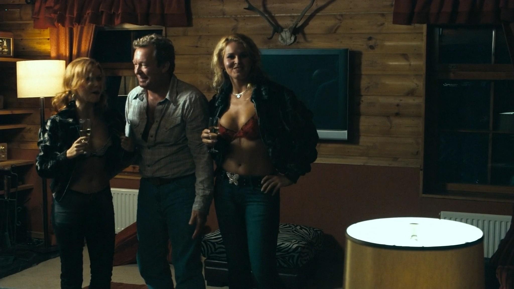 Judit Viktor sexy Juli Drajko hot Severance 2006 1080p BluRay 13