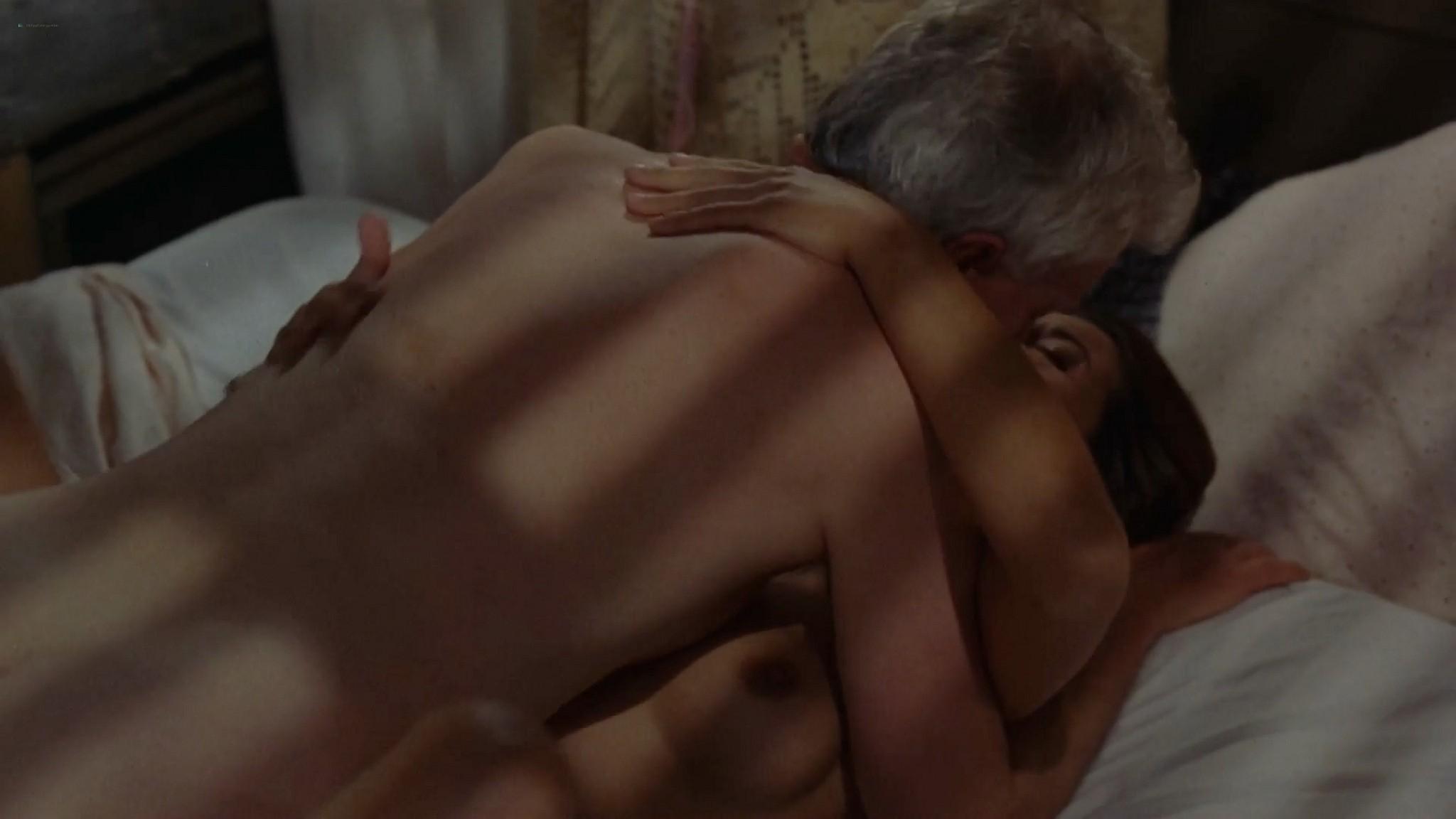 Katherine Barrese nude bush topless and hot sex Jezebels Kiss 1990 1080p Web 15
