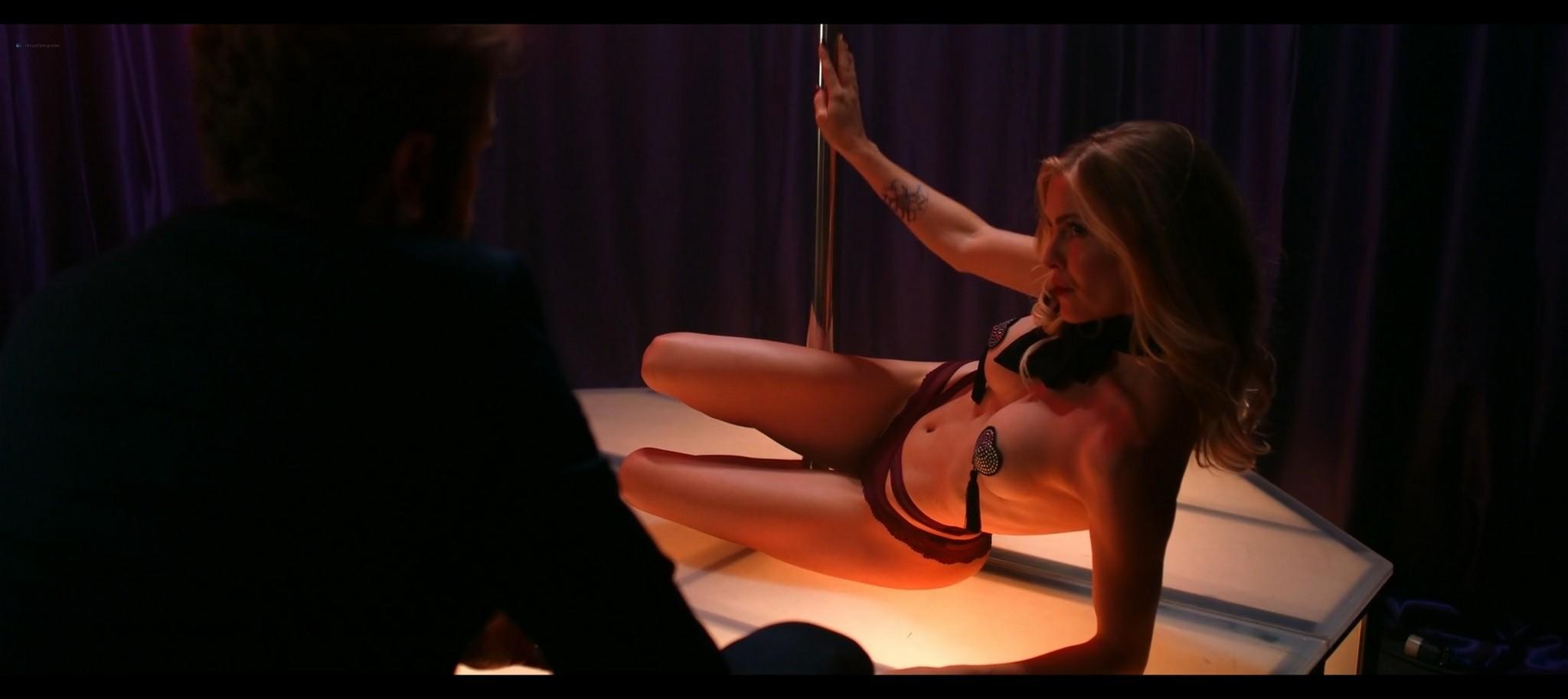 Kenzie Dalton hot Drue Knapp Ava Locklear sexy A Dark Foe 2021 1080p Web 13
