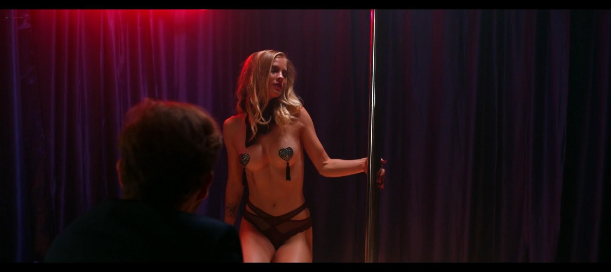 Kenzie Dalton hot Drue Knapp Ava Locklear sexy A Dark Foe 2021 1080p Web 14