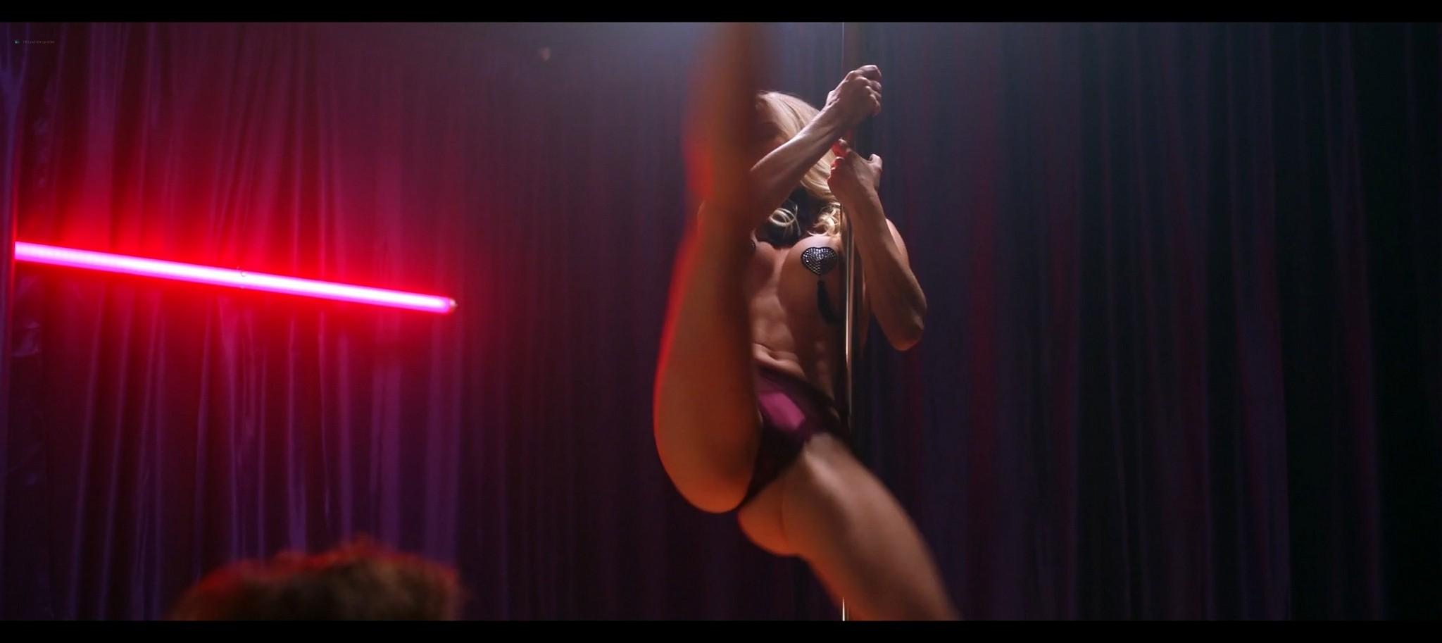Kenzie Dalton hot Drue Knapp Ava Locklear sexy A Dark Foe 2021 1080p Web 15