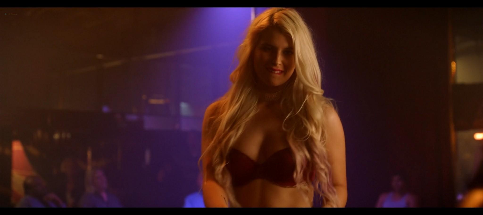 Kenzie Dalton hot Drue Knapp Ava Locklear sexy A Dark Foe 2021 1080p Web 2