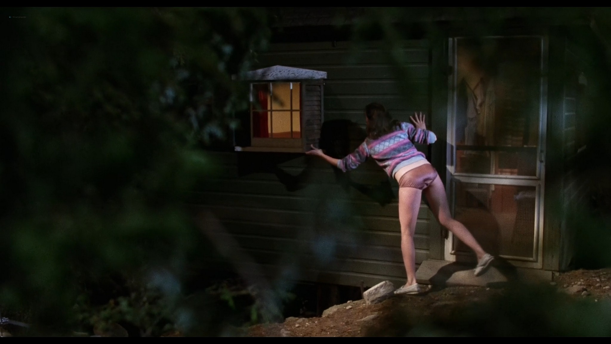 Kirsten Baker nude full frontal Amy Steel and others sexy Friday the 13th Part 2 1981 1080p BluRay 12