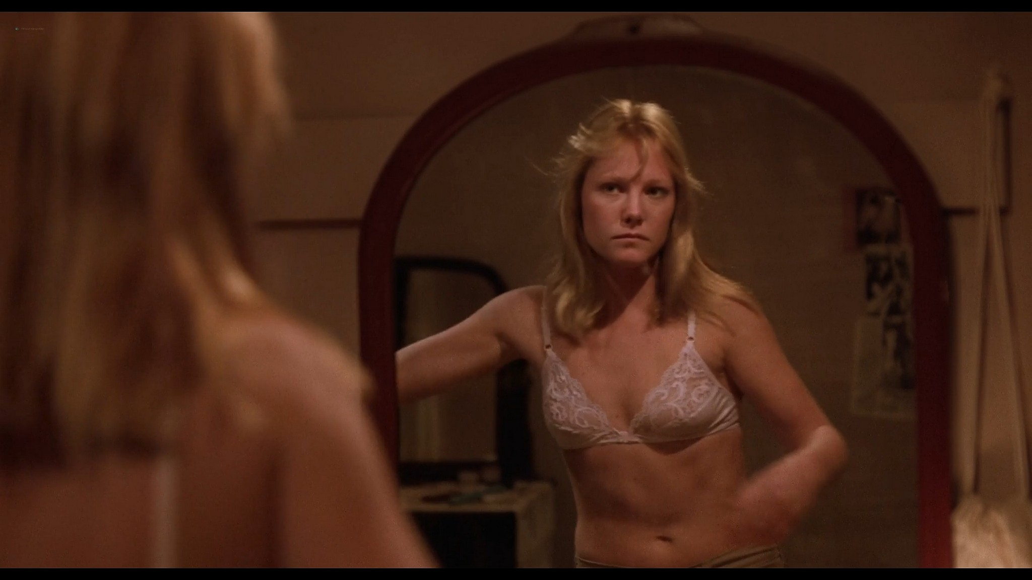 Kirsten Baker nude full frontal Amy Steel and others sexy Friday the 13th Part 2 1981 1080p BluRay 3