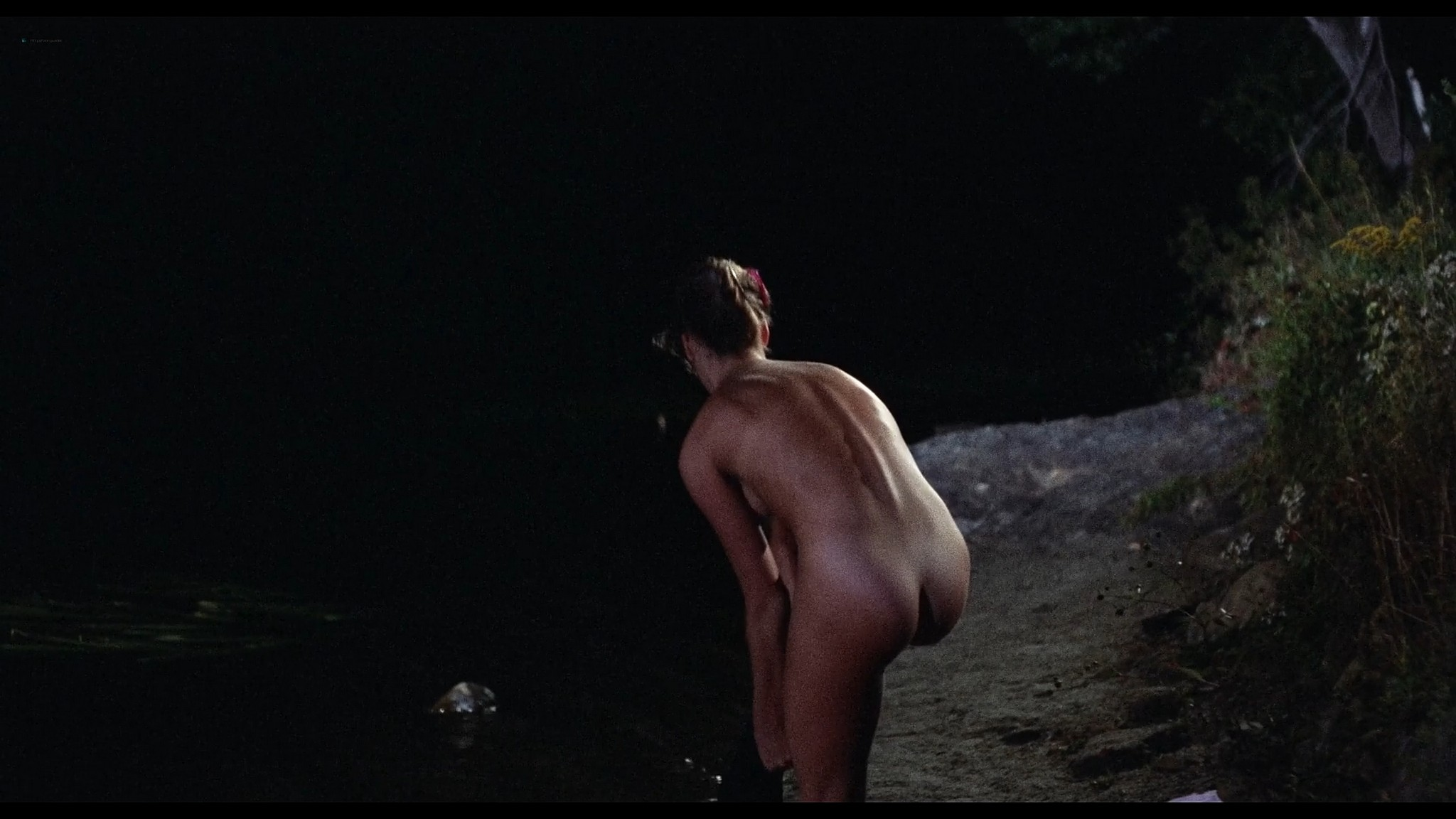 Kirsten Baker nude full frontal Amy Steel and others sexy Friday the 13th Part 2 1981 1080p BluRay 8