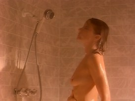 Laura Johnson nude in the shower - Red Shoe Diaries - Double Dare (1992) s1e2 DVDRip
