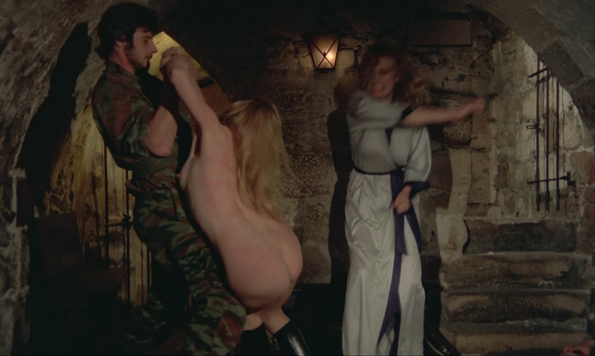 Malisa Longo nude full frontal Patrizia Gori and others nude too Helga la louve de Stilberg 1978 1080p BluRay 10