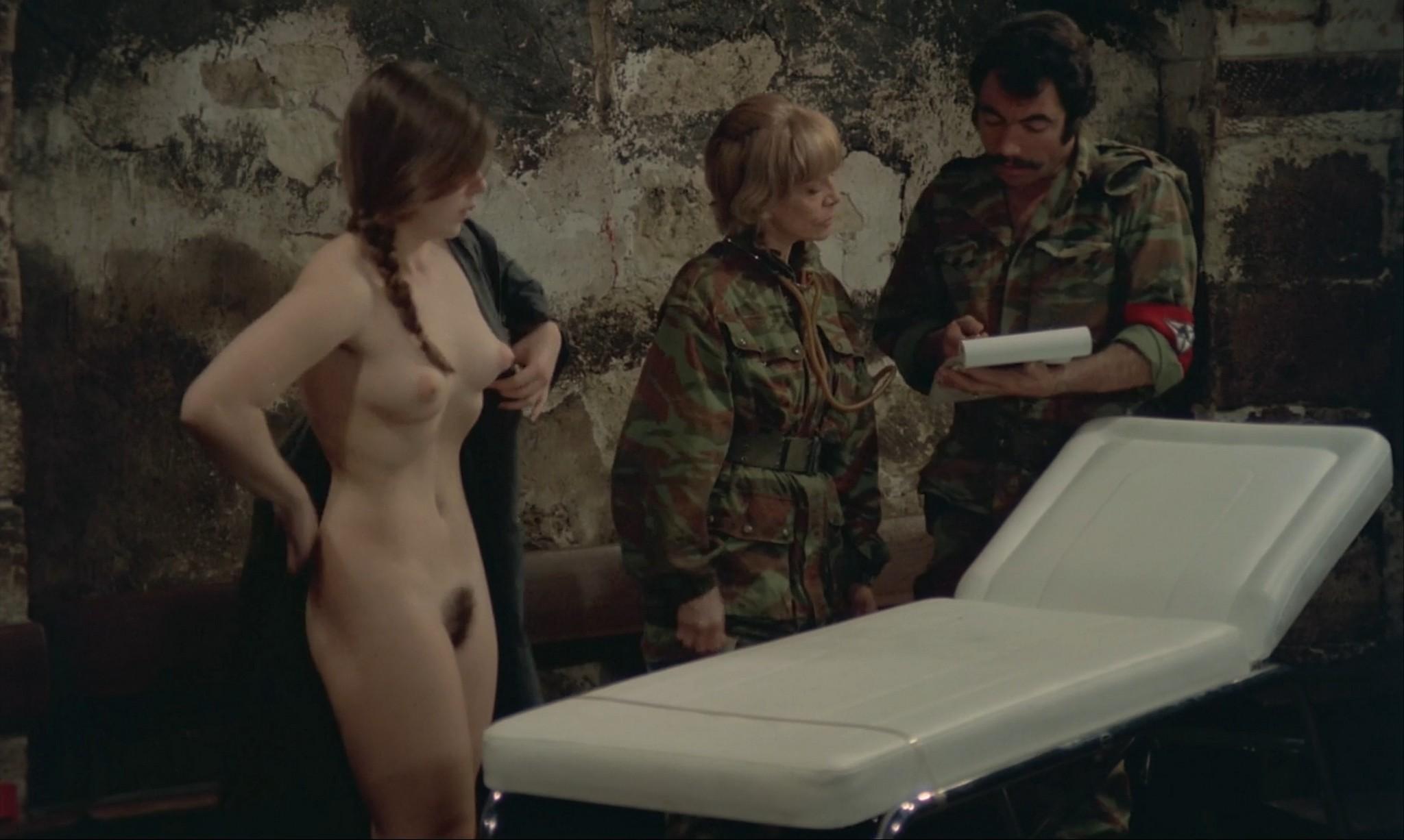 Malisa Longo nude full frontal Patrizia Gori and others nude too Helga la louve de Stilberg 1978 1080p BluRay 11