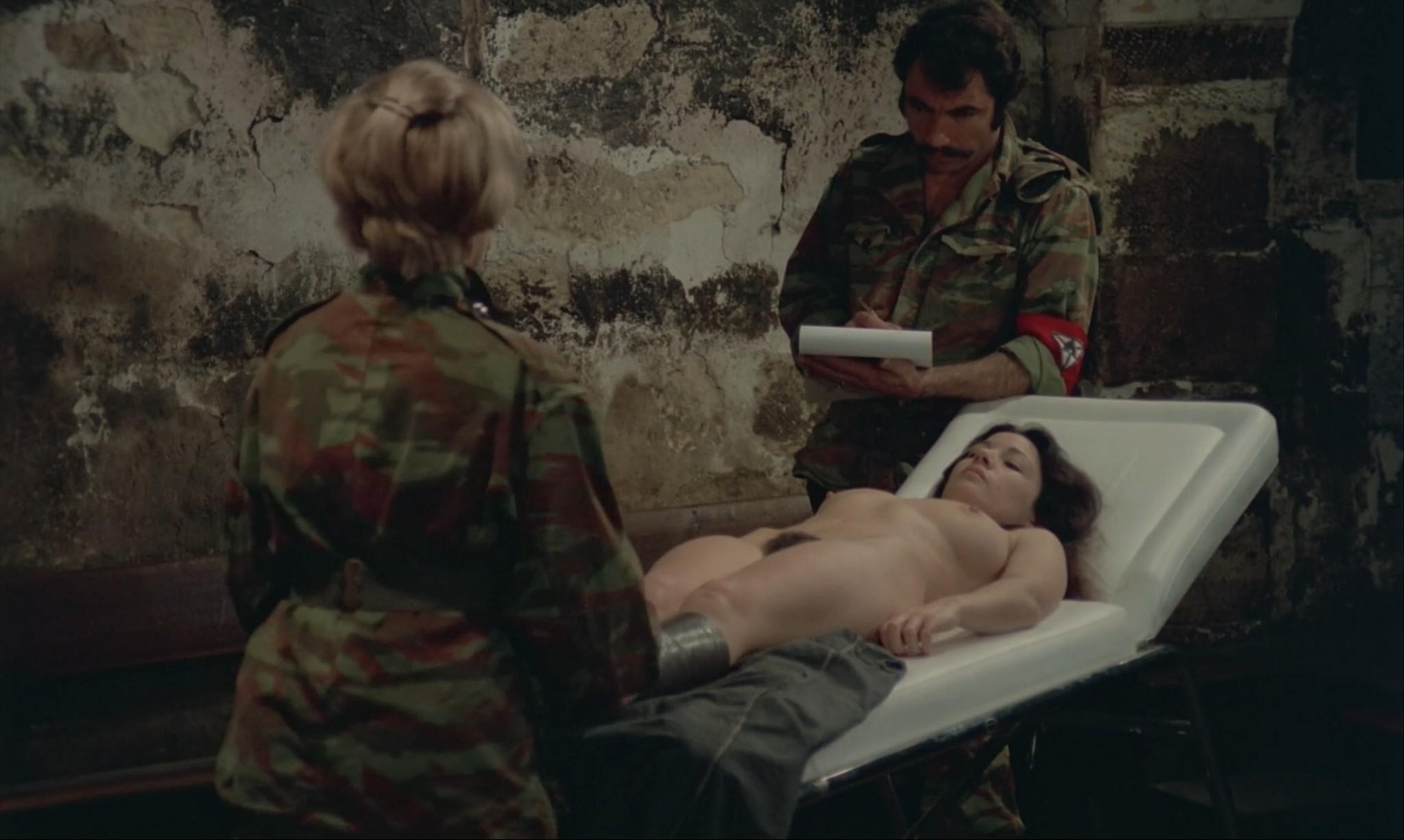 Malisa Longo nude full frontal Patrizia Gori and others nude too Helga la louve de Stilberg 1978 1080p BluRay 13