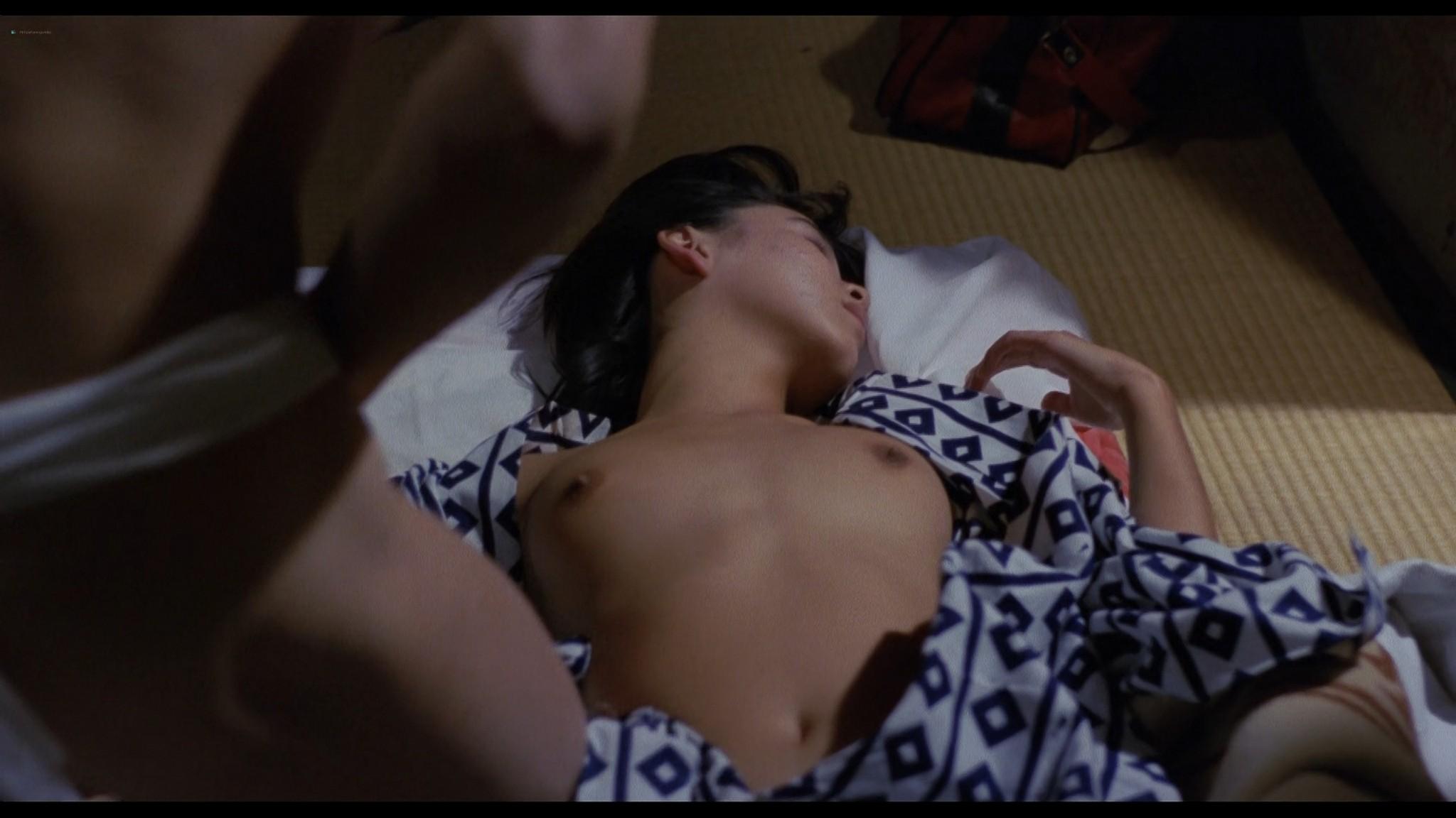 Natsuko Yamamoto nude Kaoru Oda nude lot of sex Beautiful Wrestlers Down for the Count JP 1984 1080p BluRay REMUX 20