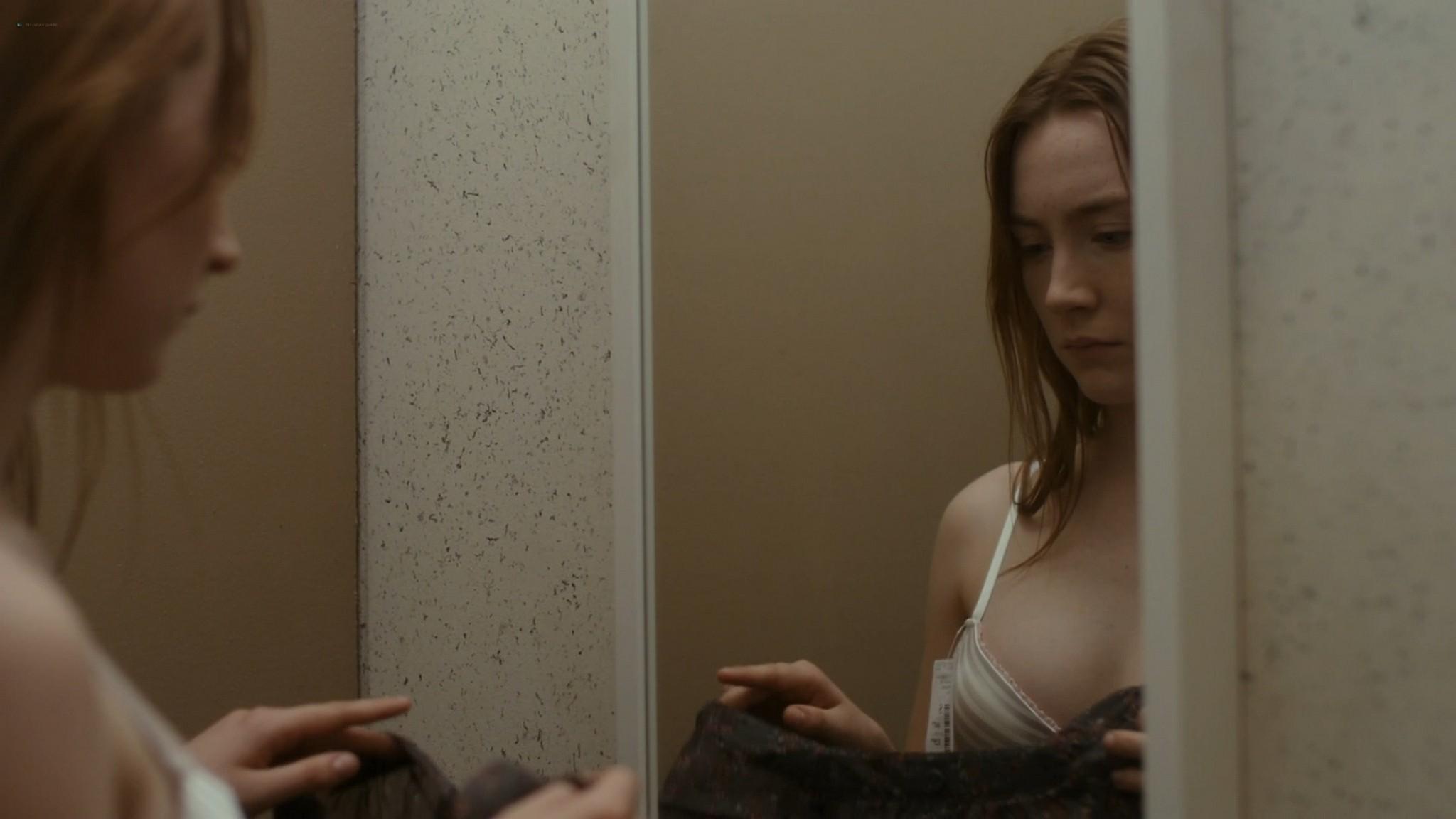 Saoirse Ronan hot and sexy Stockholm Pennsylvania 2015 1080p Web 5