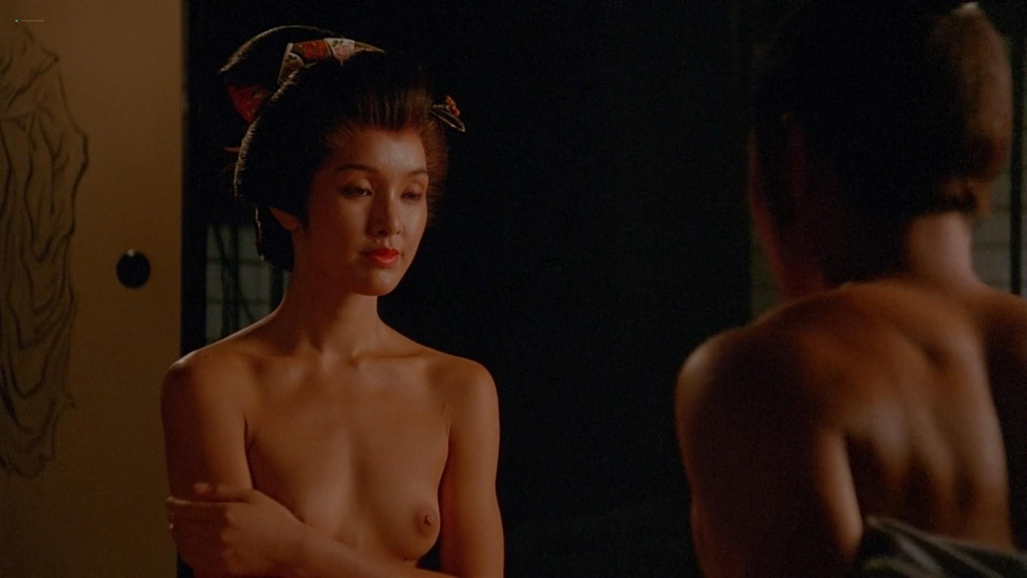 Susan George nude hot sex Mako Hattori nude The House Where Evil Dwells 1982 1080p BluRay