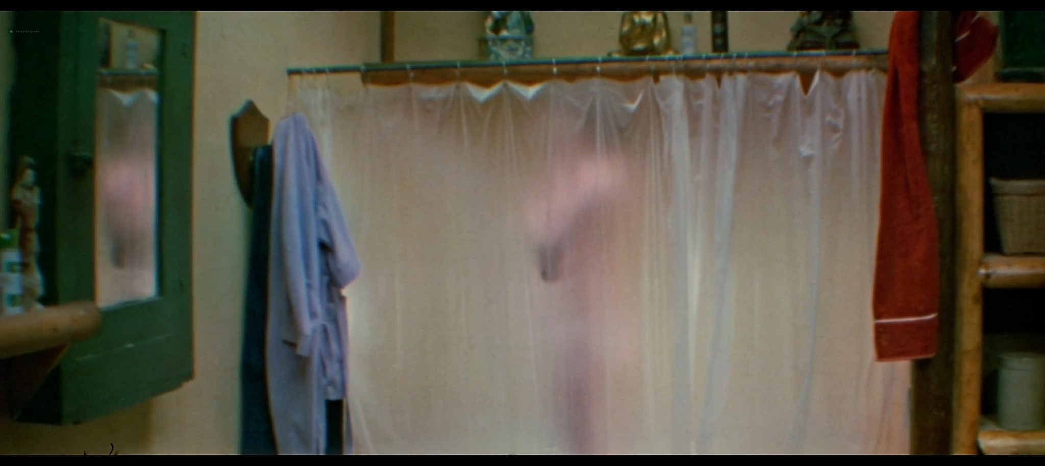 Tracie Savage nude in the shower Friday the 13th Part 3 1982 BluRay 8