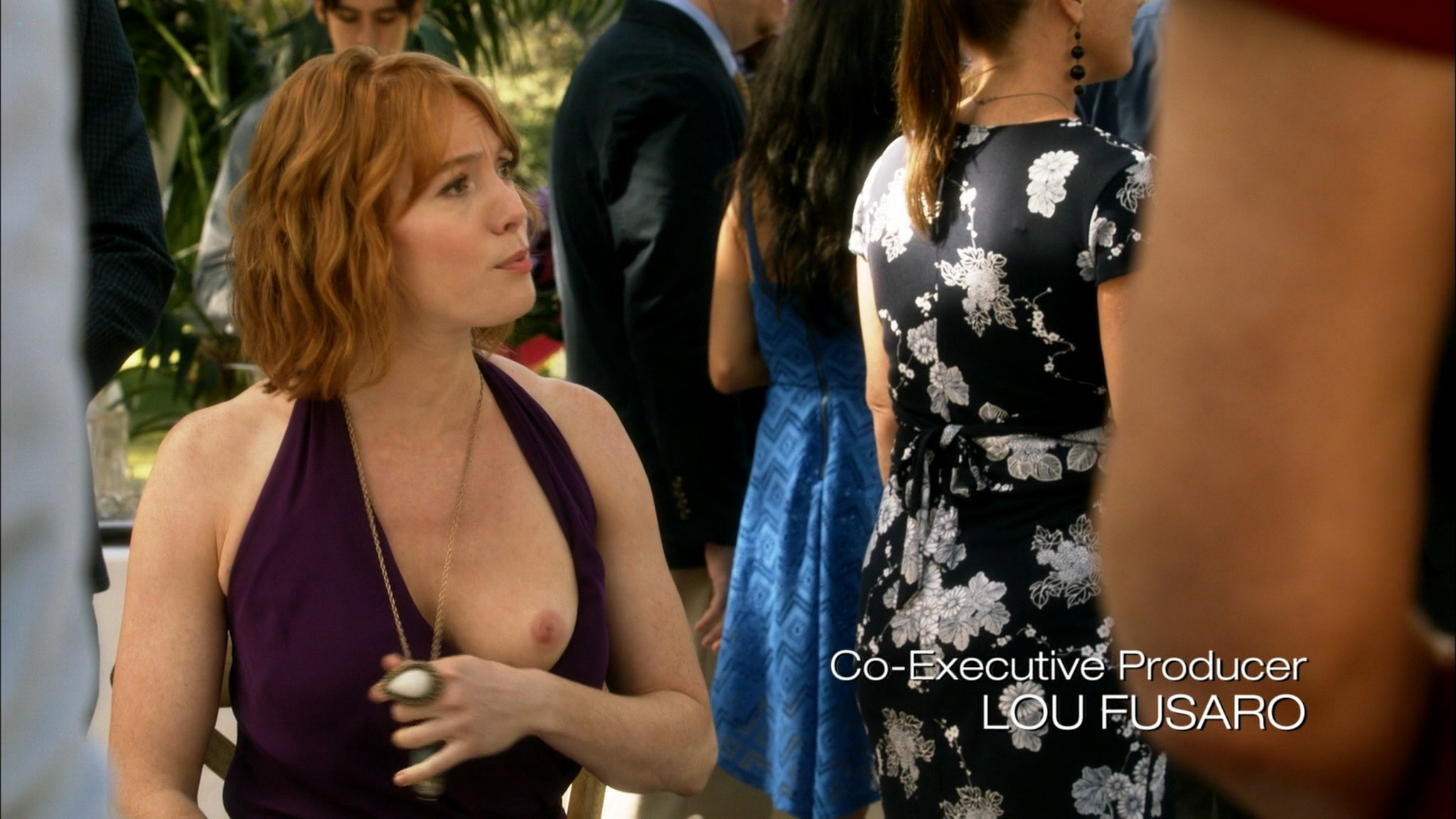 Alicia Witt topless Kristen Bell Valorie Curry and other sex and hot House of Lies 2015 S4 1080p Web 15