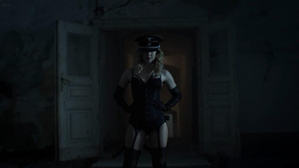 Amanda Schull hot and sexy 12 Monkeys 2018 s4e6 1080p Web