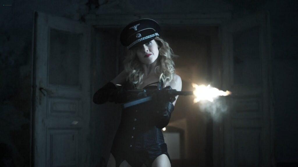 Amanda Schull hot and sexy 12 Monkeys 2018 s4e6 1080p Web 4