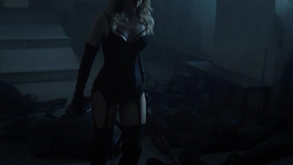 Amanda Schull hot and sexy 12 Monkeys 2018 s4e6 1080p Web 7