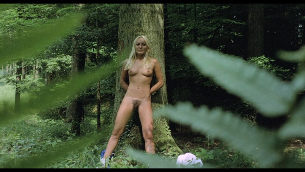 Brigitte Lahaie nude labia and sex Nadine Pascal and others nude full frontal Sechs Schwedinnen im Pensionat 1979 1080p BluRay 5