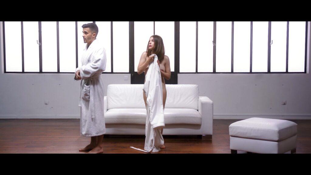 Camille Zenit nude in a group sex Noyee sous les paillettes 2021 1080p Web 16