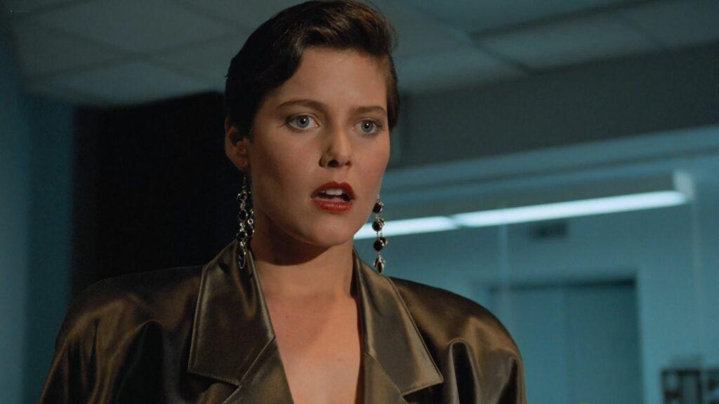 Carey Lowell nude nipple Kara Glover Ellen Greene sexy lingerie Me and Him 1988 1080p BluRay 15