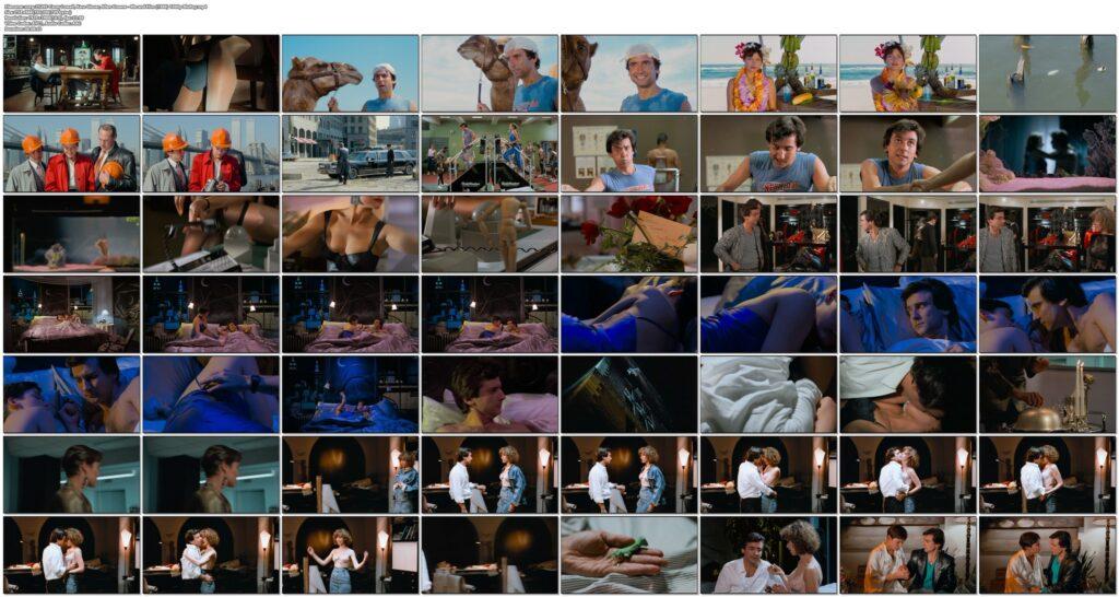 Carey Lowell nude nipple Kara Glover Ellen Greene sexy lingerie Me and Him 1988 1080p BluRay 19