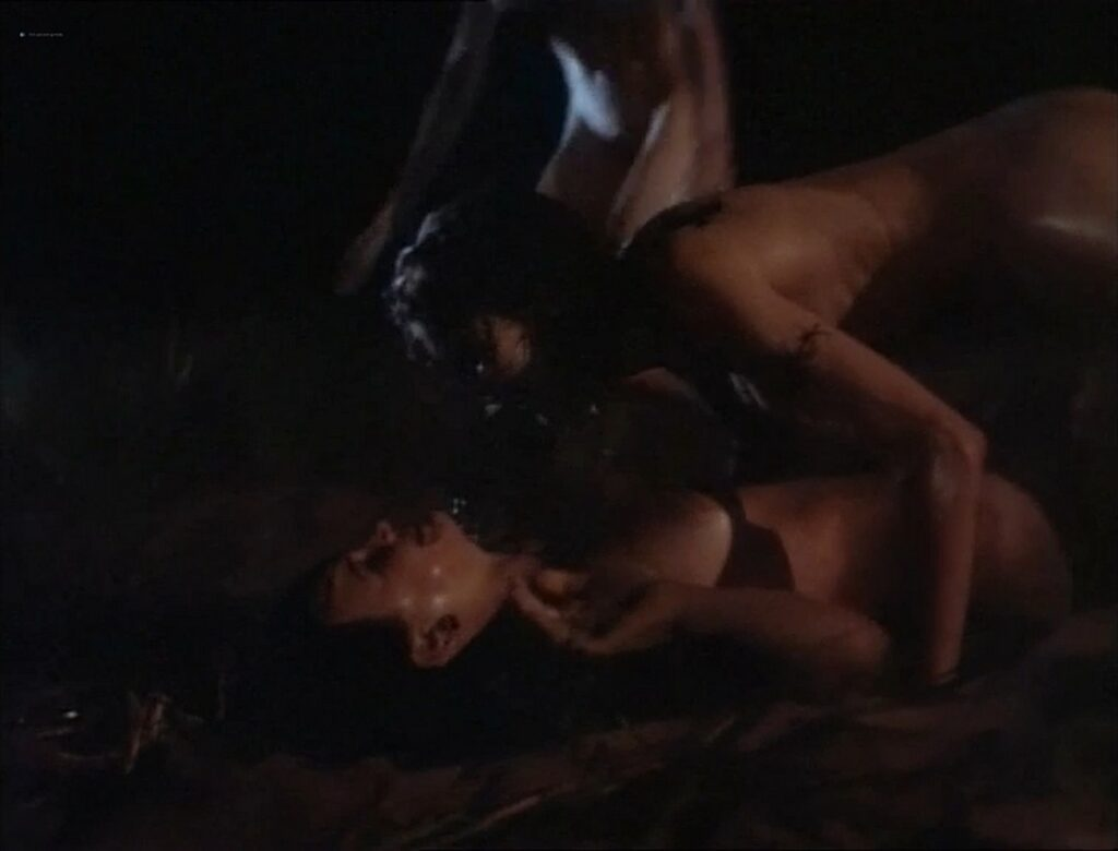 Carla Gugino nude topless butt Anna Levine and Rya Kihlstedt all nude Jaded 1998 12
