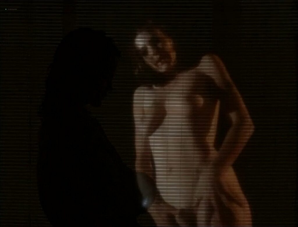 Carla Gugino nude topless butt Anna Levine and Rya Kihlstedt all nude Jaded 1998 18