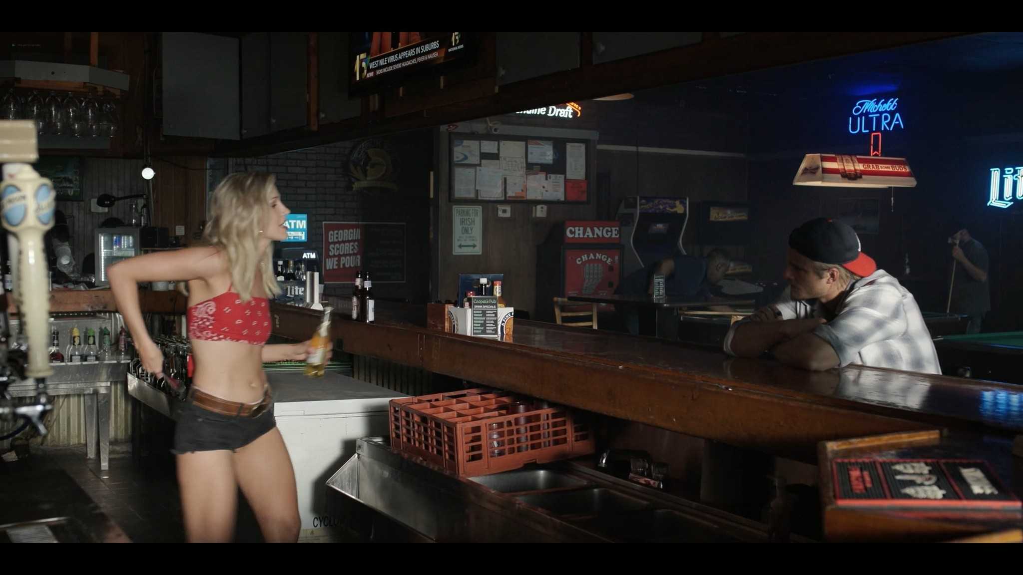 Elizabeth Posey nude s4ex doggy style Kelli Berglund sexy Heels 2021 s1e4 1080p Web 7