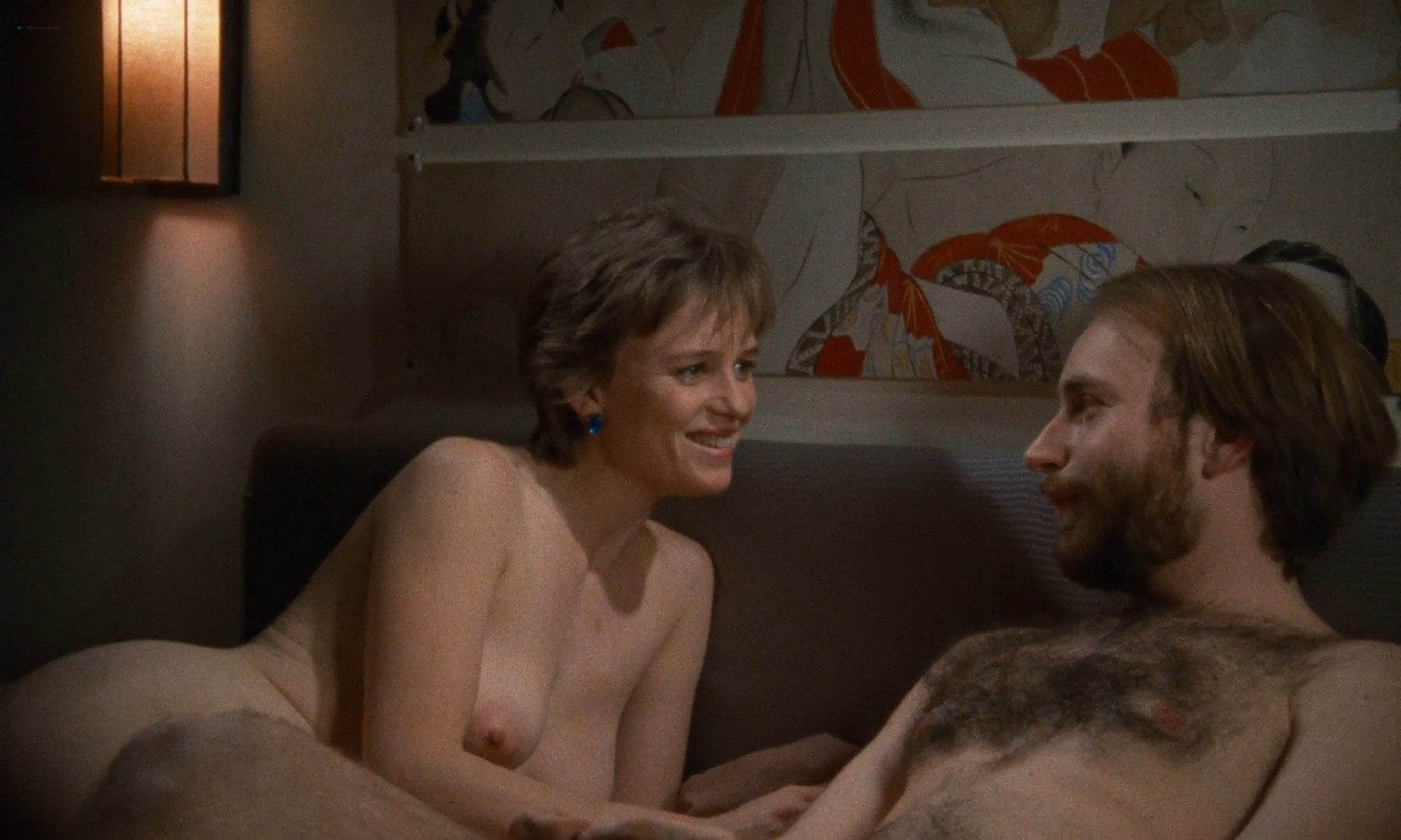 Helen Nicholas nude full frontal Louise Smith and others nude sex Working Girls 1986 1080p BluRay 12