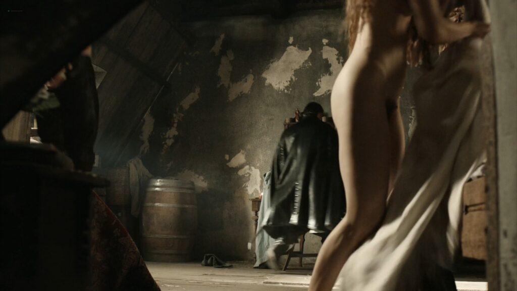 Hera Hilmar nude sex Sarah Ball nude Da Vincis Demons 2013 S1 1080p BluRay 18
