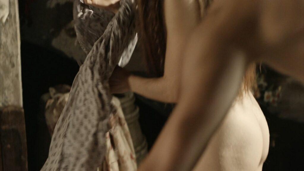 Hera Hilmar nude sex Sarah Ball nude Da Vincis Demons 2013 S1 1080p BluRay 19