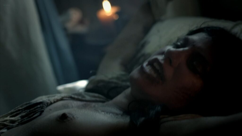 Hera Hilmar nude sex Sarah Ball nude Da Vincis Demons 2013 S1 1080p BluRay 9